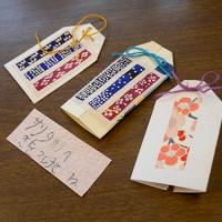 インタビュー vol.22| リッフ雅映子さまのおすすめ~【和紙をつかったサンタさんへのお守りづくり】