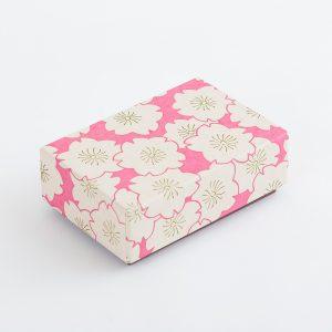 千代紙小箱 桜 ピンク