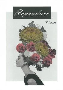 『Reproduce』vol.008 表紙